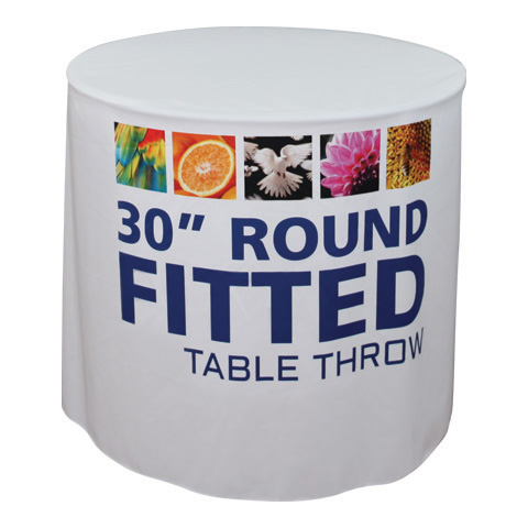 Round Table Throw 30