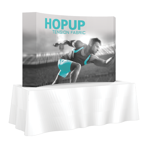 HopUp Curved 3x2