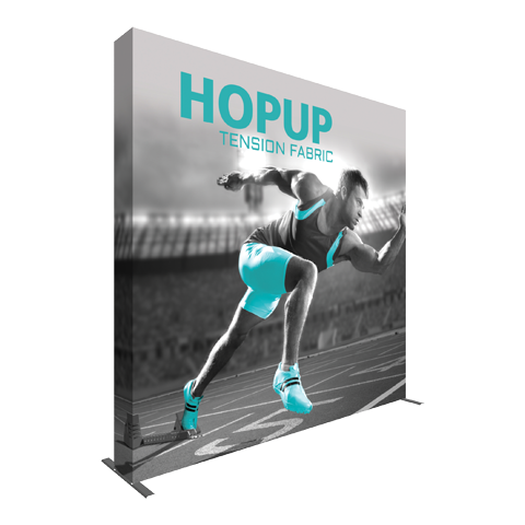 HopUp Straight 4x4