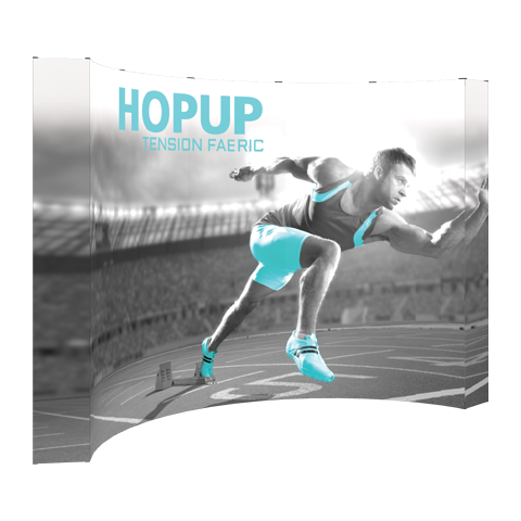 HopUp Curved 5x3