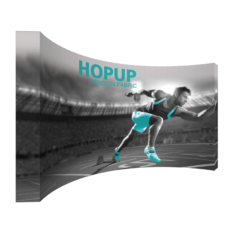 HopUp Curved 6x3