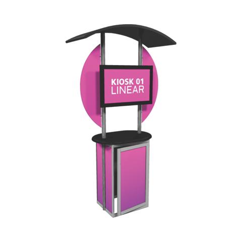 Linear Kiosk 01