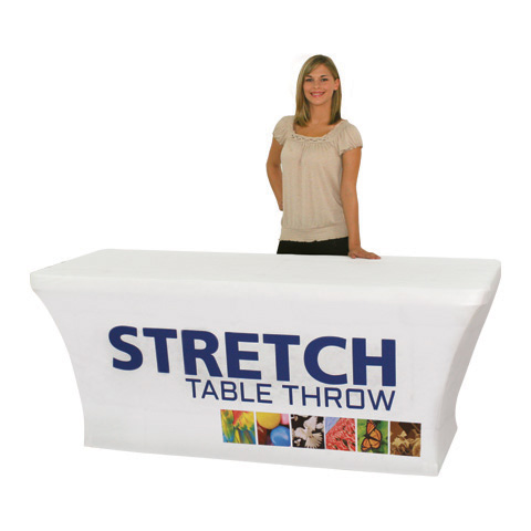 Stretch Table Throw 4ft