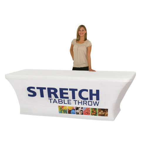 Stretch Table Throw 8ft