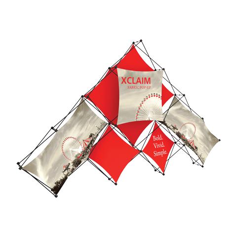 Xclaim 10 Quad Pyramid K1