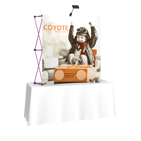 2x2 Coyote Curved Kit