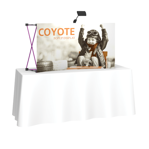 2x1 Coyote Curved Kit