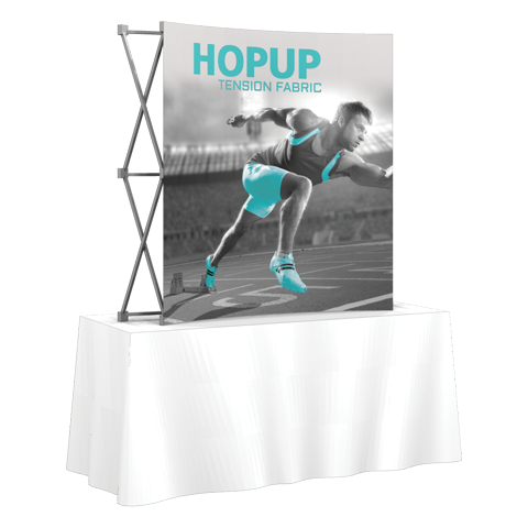 HopUp Curved 2x2