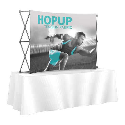 HopUp Curved 3x2