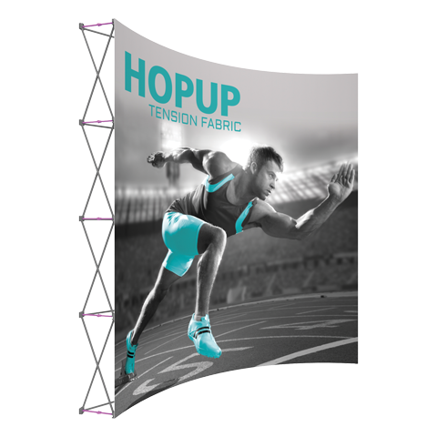 HopUp Curved 4x4