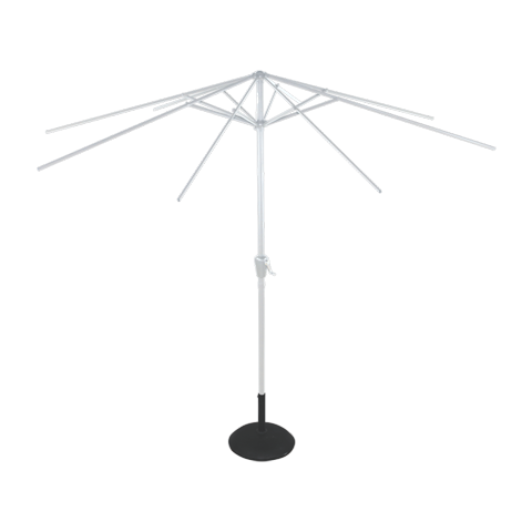 Round Promotional Umbrella (Optional Solid Color Kits)