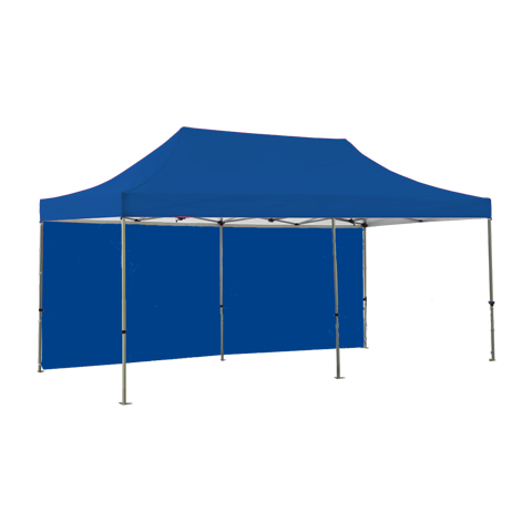 20ft Popup Tent Frame (Optional Solid Color Kits)