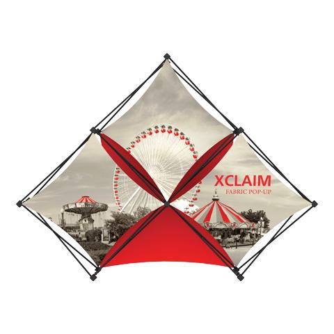 Xclaim 3 Quad Pyramid K2