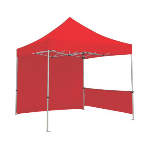 10ft Popup Tent Frame (Optional Solid Color Kits)