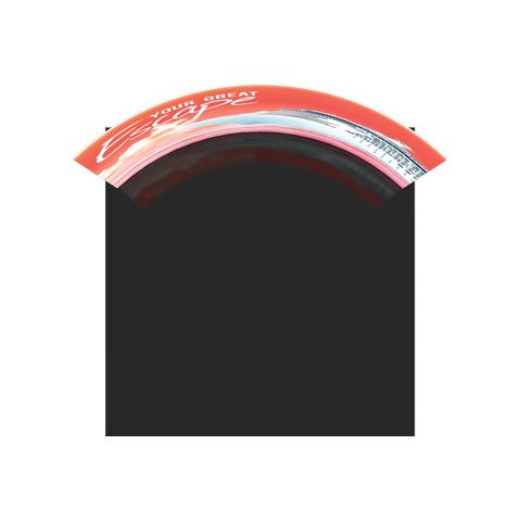 Formulate Master 10' Horizontal Curve 01