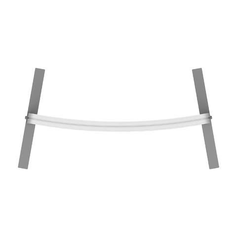 Vector Frame Curved Banner 01