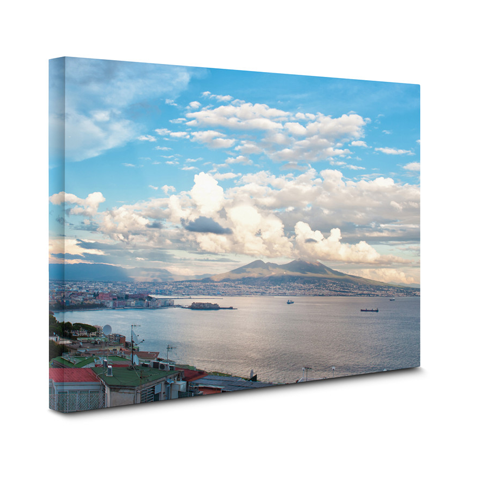 Incredible Sunset Canvas Print