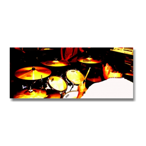 In the Band Canvas Print