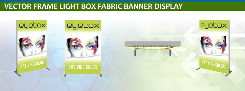 Banner Stands Send You Down The Road For True Visual Impact