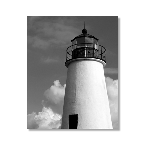 Turkey Point Lighthouse Canvas Print