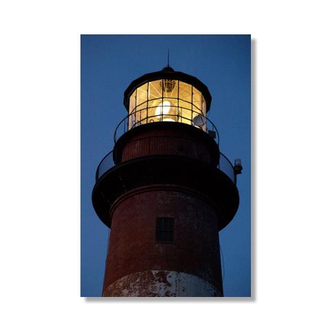 Lights On Canvas Print