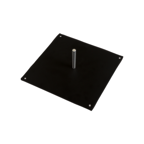 Zoom Flex Square Steel Base